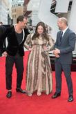 Jude Law, Melissa McCarthy and Jason Statham