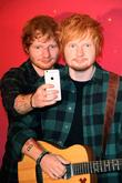Ed Sheeran, Wax Figure, Madame Tussauds, Wax and Plaid