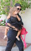 Kourtney Kardashian and Penelope