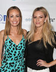 Catt Sadler and Morgan Stewart