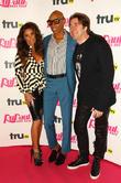 RuPaul, Katie Price and Jonathan Ross