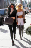 Kylie Jenner and Pia Mia