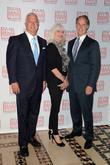 Peter Hochfelder, Ellen Levine and Gerald Hassell