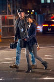 Megan Fox and Alan Ritchson