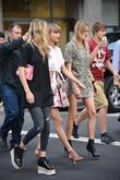 Taylor Swift, Gigi Hadid and Martha Hunt