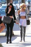 Kylie Jenner and Pia Mia Perez