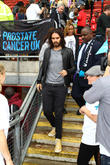 Russell Brand and Errol Mckellar