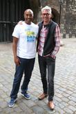 Colin Jackson and Jonathan Edwards