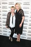 Twiggy and Lauren Laverne
