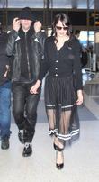 Marilyn Manson and Lindsay Ulrich