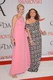 Nadja Swarovski and Diane von Furstenberg