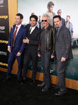 Doug Ellin, Adrian Grenier, Billy Bob Thornton and Kevin Dillon