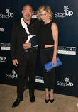 Peter Kim and Julie Bowen