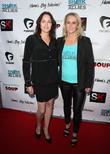 Jorja Fox and Stefanie Brendl