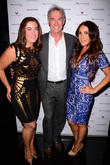 Hilary Jones, Mandy Luckman and Antonia Mariconda