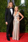Kristin Chenoweth Debuts New Boyfriend At Tony Awards