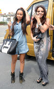 Leigh Anne Pinnock and Jesy Nelson