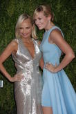 Beth Behrs and Kristin Chenoweth