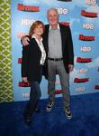 Jerry Weintraub and Susan Ekins