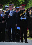 Atmosphere, Prince Harry and David Cameron
