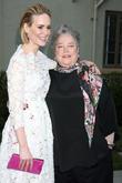 Sarah Paulson and Kathy Bates