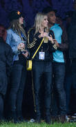 Jade Jones, Natalie Appleton and Nicole Appleton