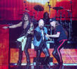 Glenn Tipton, Rob Halford and Richie Faulkener
