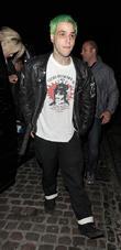 Rita Ora, Ricky Hilfiger and Tommy Hilfiger