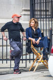 Jennifer Lopez and Barry Levinson