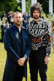 Tom Meighan and Sergio Pizzorno
