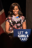 Michelle Obama Recruits Missy Elliott And Kelly Clarkson For Female Anthem