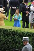 Princess Beatrice and Princess Anne