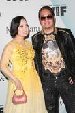 Ha Phuong and Alan Ford