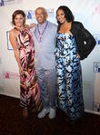 Luann De Lesseps, Russell Simmons and Alicia Quarles