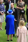 Prince Edward, Earl of Wessex and Queen Elizabeth II