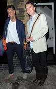 Richard Bacon and Angus Deayton