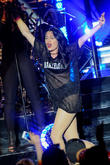 Jessie J Recovers In Time For Wireless Performance