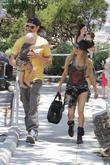 Fergie, Axl Duhamel and Josh Duhamel