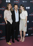Dolly Wells, Alessandro Nivola and Emily Mortimer
