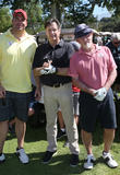 Brandon Molale, Robert Hays and Jonathan Banks