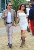Bruno Tonioli and Lizzie Cundy
