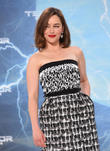 "Emilia Clarke Talks 'Game Of Thrones' Scripts and ""Mental"" Sixth Season"