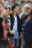 Cara Delevingne Working With Nile Rodgers