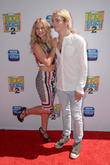 Mollee Gray and Ross Lynch