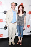 Seth Barrish and Julie Voshell