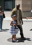 Tyrese Gibson and Shayla Somer Gibson