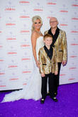 Butterfly, John and Claire Caudwell at Grosvenor House