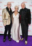 John Caudwell, Denise Welch and Lincoln Townley