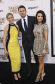 Elizabeth Banks, Channing Tatum and Jenna Dewan Tatum