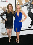 Lennon Parham and Jessica St. Clair